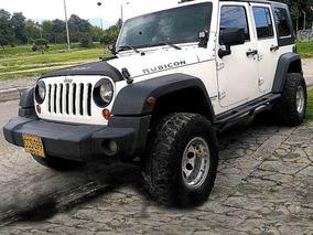 Jeep Unilimited Rubicon 5 Puertas