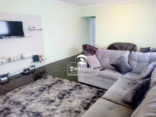 Sobrado Com 3 Dormitórios À Venda, 234 M² Por R$ 480.000,00 - Parque Gerassi - Santo André/sp - So1470