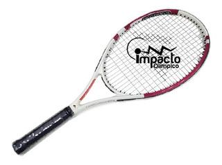 Raqueta De Tenis Flott Aluminio