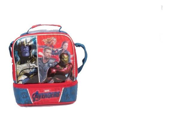 Lonchera Termica Vengadores Primaria Avengers Ruz 155399full