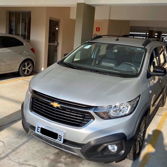 Chevrolet Spin 1.8 Activ 5l Aut. 5p 2019