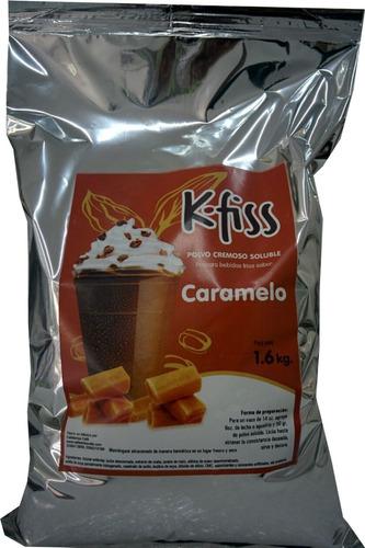 Caramelo Polvo Para Bebidas. 1.6kg