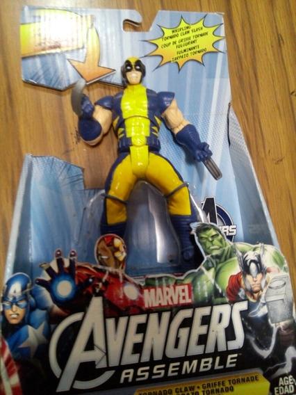 Wolverine Avengers Mighty Battlers Zarpazo