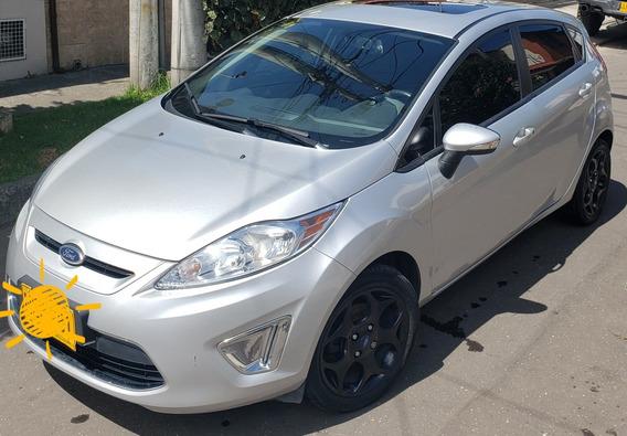 Ford Fiesta Titanium Hb Full