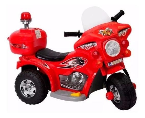 Mini Moto Eletrica Infantil Triciclo Crianca 6v Varias Cores