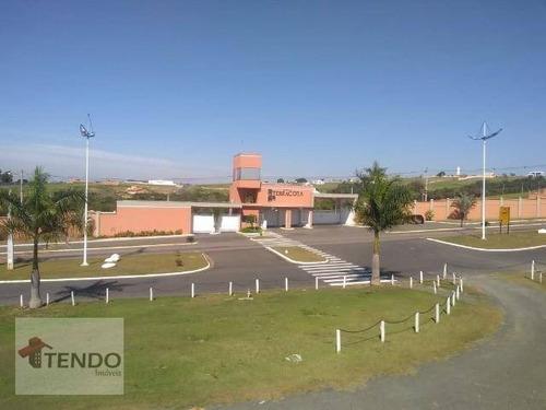 Imagem 1 de 15 de Imob02 - Terreno 1233 M² - Venda - Jardim Quintas Da Terracota - Indaiatuba/sp - Te0365