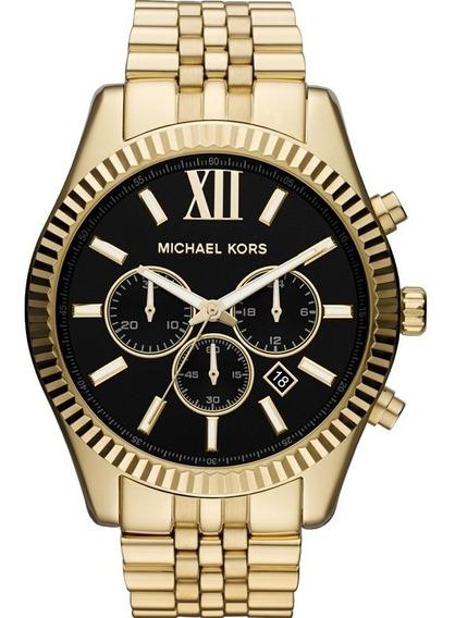 Michael Kors Mk8286/4 Novo - Original Com Garantia E Nf