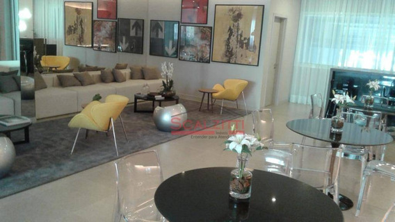 Studio Com 1 Dormitório Para Alugar, 22 M² Por R$ 1.800,00/mês - Sé - São Paulo/sp - St0090