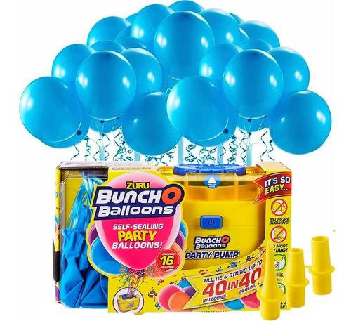Inflador Bexiga Balão Compressor Bunch Ballon 40cm 500w 110v