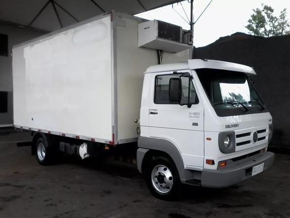 Caminhão 3/4 Vm 150e Delivery Ano 07/08