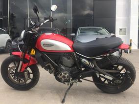Ducati Scrambler Icon 803