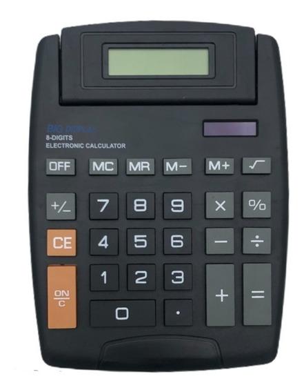 Calculadora Cuentas Escritorio Oficina Grande Excelente