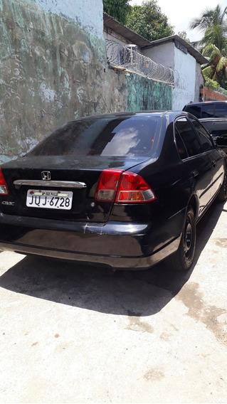 Honda Civic 2002 - Todas As Peças