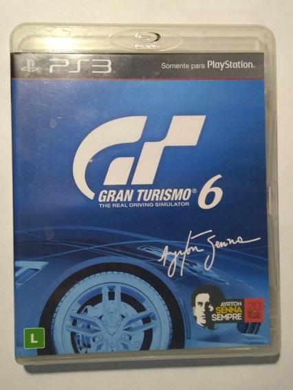 Combo Gran Turismo 6 E Pes 2015 Ps3
