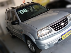 Chevrolet Gm Tracker 2.0 Prata 2008