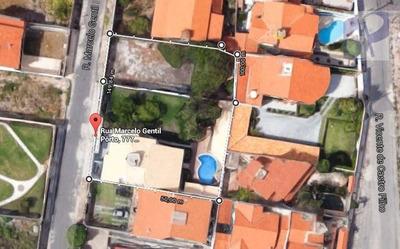 Terreno Com Casa Residencial À Venda, Engenheiro Luciano Cavalcante, Fortaleza. - Te0325