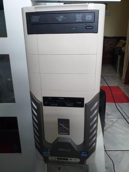 Kit Cpu Placa Mãe Asus P5kpl/1600 Xeon X3320 2.50ghz Servido