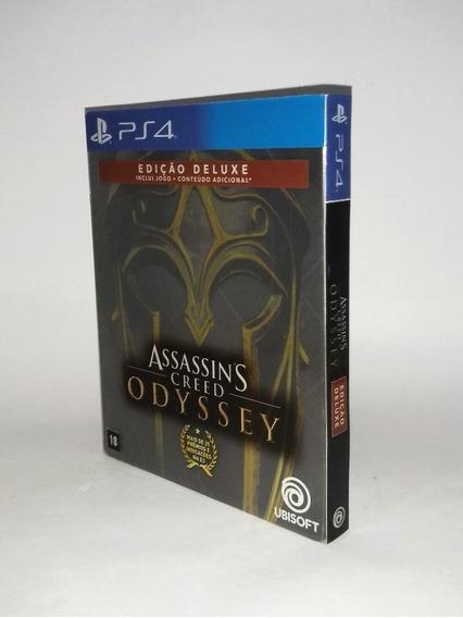 Assassin Creed Odyssey Edição Especial Steelbook Ps4