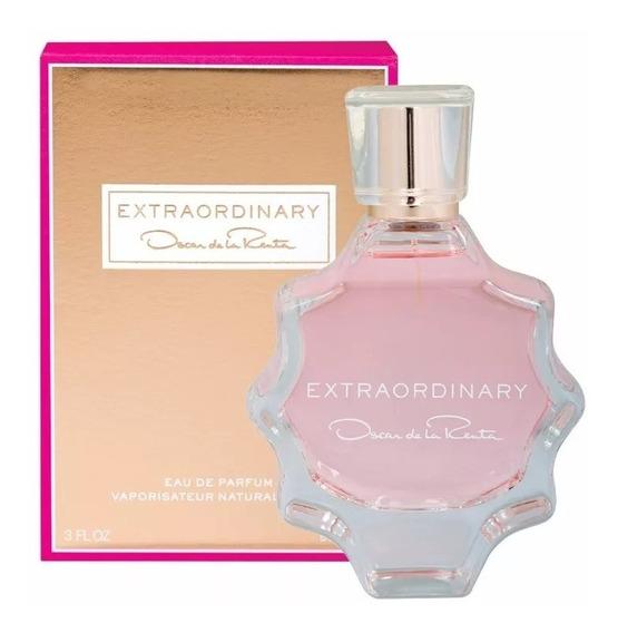 Perfume Extraordinary Oscar De La Renta- Feminino 90 Ml