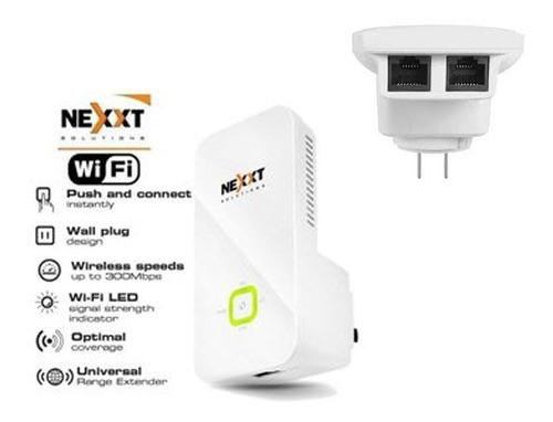 Imagen 1 de 2 de Kronos 301 Extensor De Alcance Universal Wireless-n 300mbps