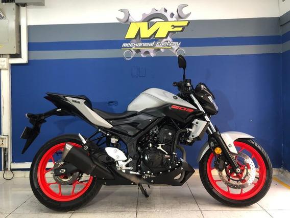 Yamaha Mt 03 2020 Traspaso Incluido!!