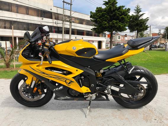Yamaha Yzf R6r 600cc