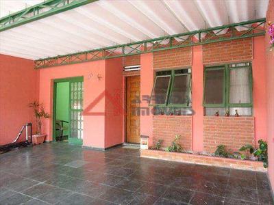 Casa Em Itu Bairro São Luiz - V3873