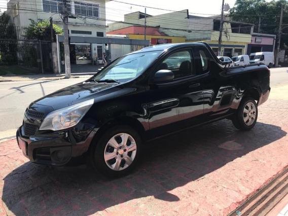 Chevrolet Montana 1.4 Ls Econoflex 2016 2017 Zero De Entrada