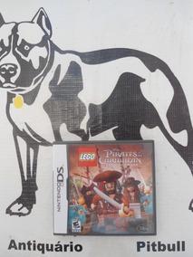 Lego Piratas Do Caribe Nintendo 3ds Original