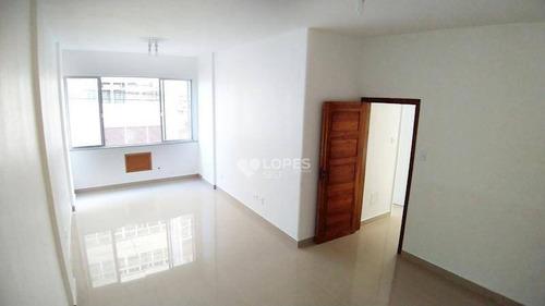 Apartamento Com 3 Dormitórios À Venda, 100 M² Por R$ 800.000,00 - Icaraí - Niterói/rj - Ap31930