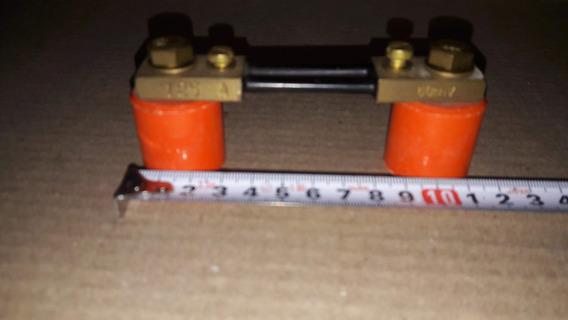 Shunt 125 Amp 60mv Resistencia P/ Teste E Medições