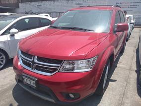 Dodge Journey 2.4 Sxt 5 Pasajeros Plus Mt 2015 Tom