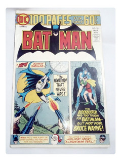 Batman Dc Vol 36 No 261 Marzo-abril 1976 En La Plata