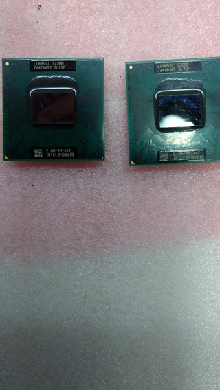 Intel® Core2 Duo Processador Sl9sf T7200 4m Cache, 2.00 Ghz