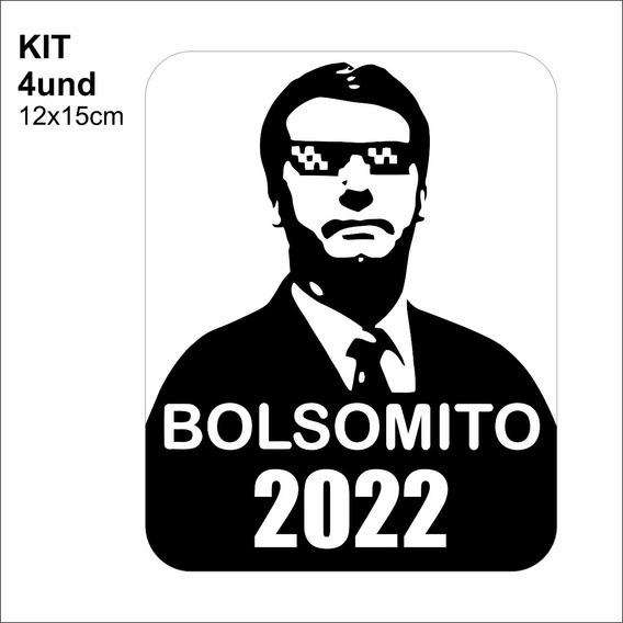 Adesivo Vinil - Bolsomito 2022