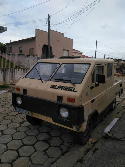 Gurgel G 15 G15 1982 Cabine Dupla