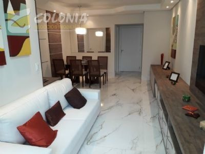Apartamento A Venda - Vila Santa Teresa, Santo André - 35743