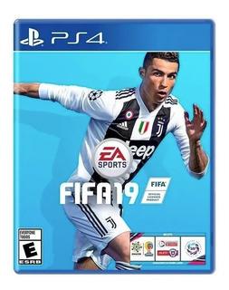 Juego Fisico Fifa 19 Ps4 Fifa19