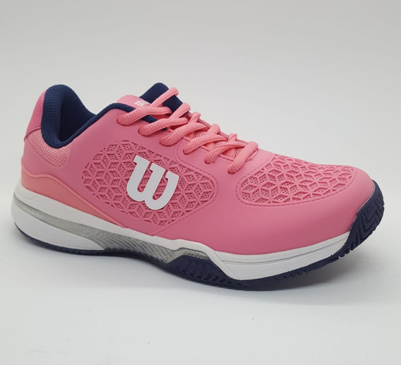 Zapatillas Wilson Tenis Match 2019 Cuotas- Mujer- S+w
