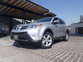 Toyota Rav4 Rav-4 2013 Xle At Quemacocos Camara De Reversa