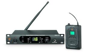 Sistema Retorno In Ear Profissional Staner Srm-1e Uhf 16ch