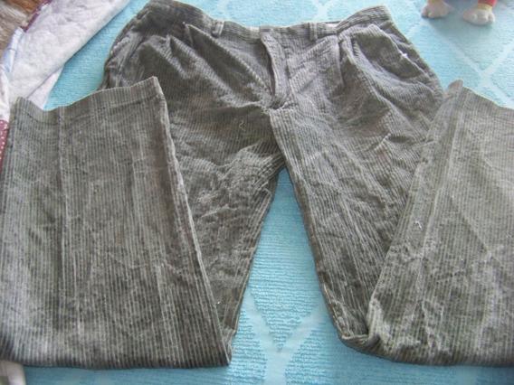 Pantalon De Corderoy De Hombre (1214/320)