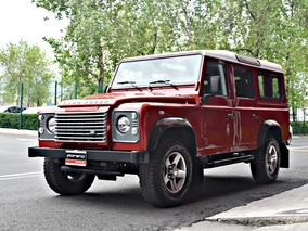 Land Rover Defender 2.4 Se Mt 2011
