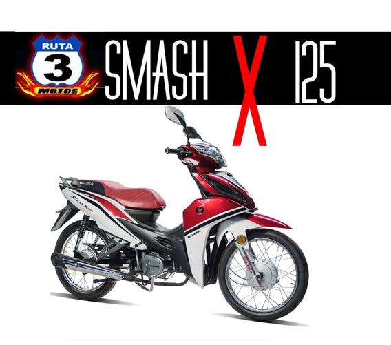 Moto Gilera Smash X 125 Nuevo 0km 2020