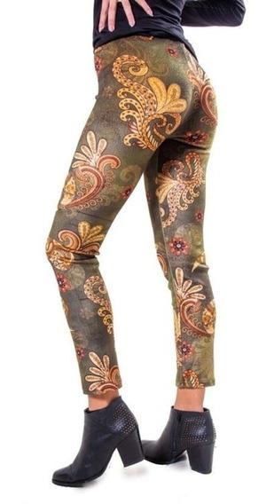 Calzas Termicas Plush Velvet Importadas Divinas