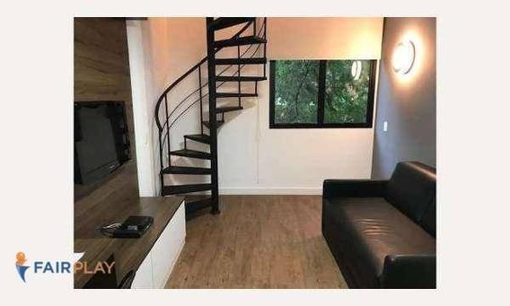 Loft Duplex Com Lazer Completo A Venda Na Vila Olimpia - Ap4894