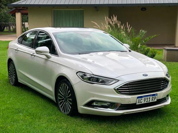 Ford Mondeo Berlina Titanium 2.0 Ecoboost 2018