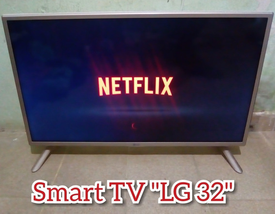 Smart Tv Led 32 Lg
