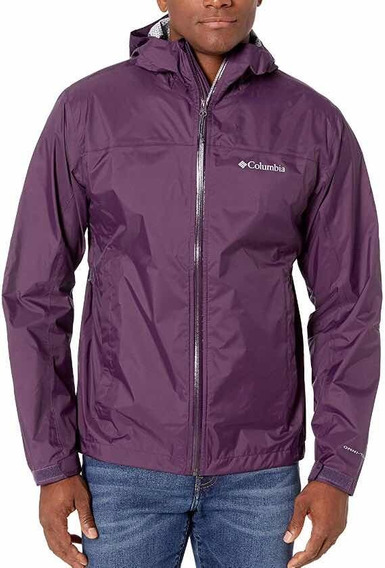 Chamarra Columbia Evaporation Impermeable