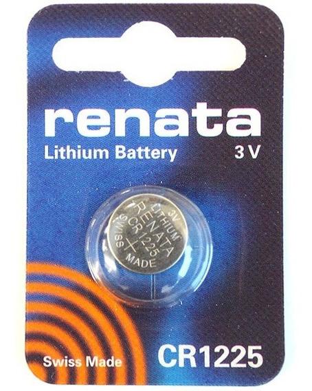 Bateria De Lithium Cr1225 3v Renata